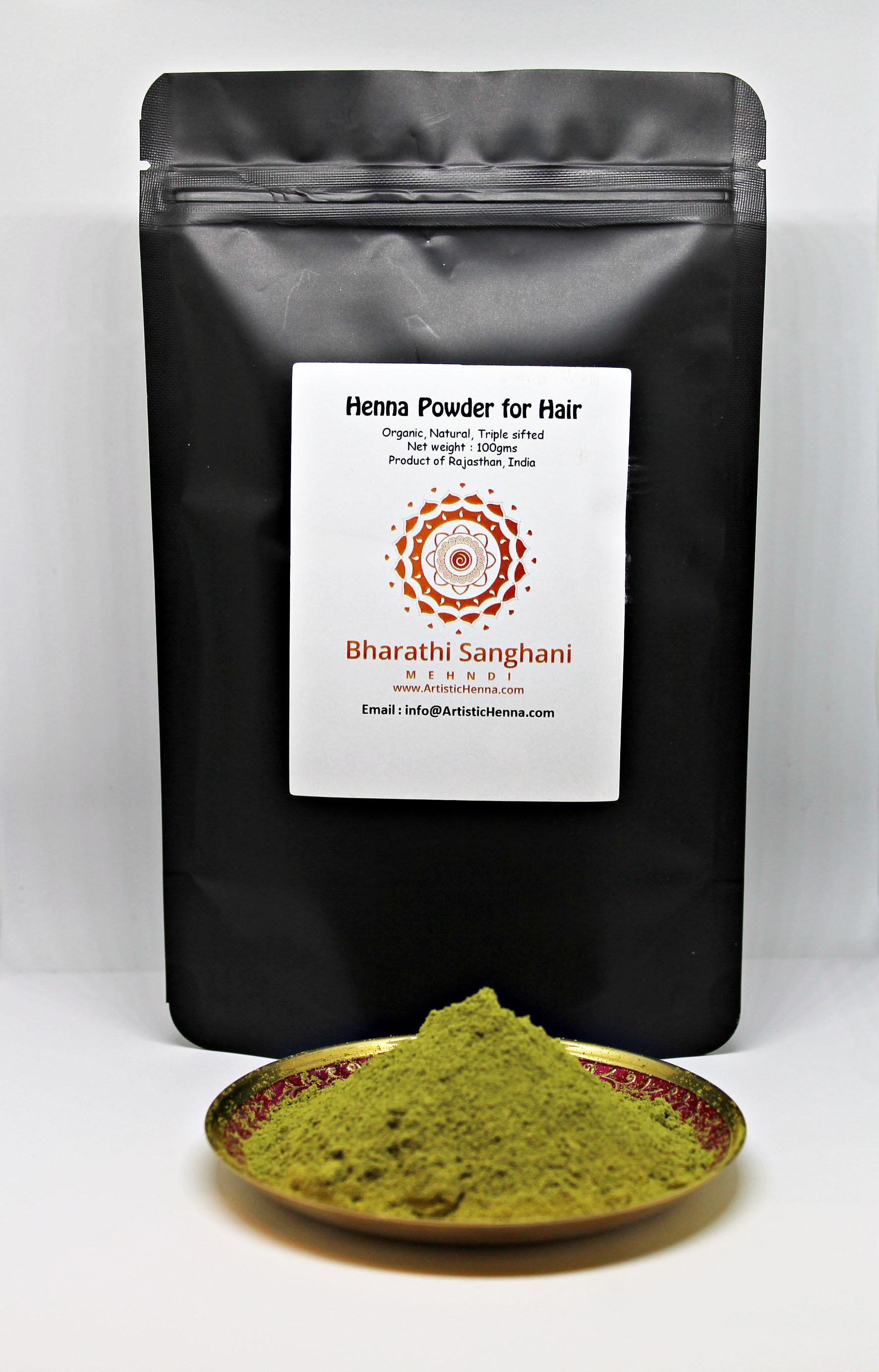 Henna Powder: Henna Powder For Hair 100gms